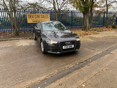 Audi A6 3.0 TDI SE Multitronic