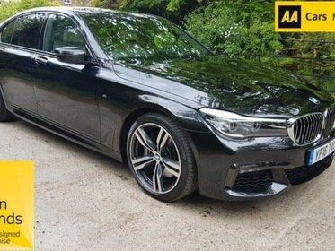 BMW 750 4.4 750i M SPORT AUTO