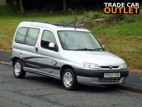 Peugeot Partner 1.4 QUIKSILVER+NEW MOT+