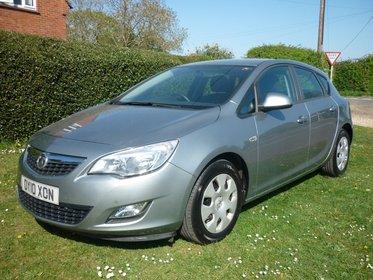 Vauxhall Astra 1.6 EXCLUSIV