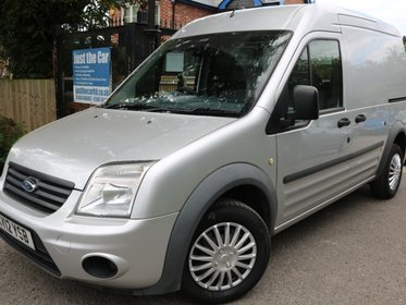 Ford Transit Connect T230 TREND HR DCB CDPF