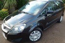 Vauxhall Zafira LIFE 1.6i 16v VVT