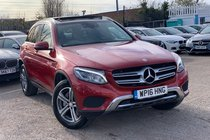 Mercedes GLC 250 D 4MATIC SPORT PREMIUM GLASS ROOF AUTO EURO 6