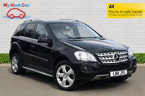 Mercedes M Class ML350 CDI BLUEEFFICIENCY SPORT TOP SPEC
