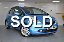 Honda Jazz 1.4 I-VTEC EX **SOLD**