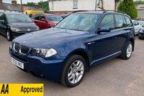 BMW X3 3.0 d M Sport 5dr