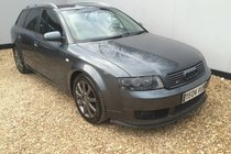 Audi A4 1.8 T Avant Limited Edition