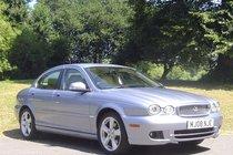 Jaguar X-Type SE