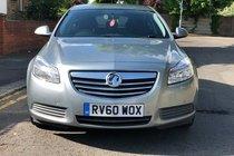 Vauxhall Insignia Exclusiv 1.6i 16v Turbo