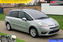 Citroen C4 16V EXCLUSIVE EGS GRAND PICASSO