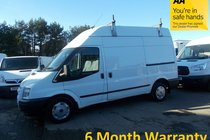 Ford Transit 280 FWD 2.2 TDCI 125 MWB Trend H/Roof