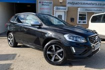 Volvo XC60 D4 R-DESIGN LUX NAV GEARTRONIC AWD