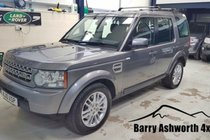 Land Rover Discovery 4 3.0 TDV6 GS 7 SEAT 4X4 AUTO