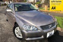 Toyota Mark X 2.5 V6 AUTOMATIC-FRESH IMPORT-ONLY 20,000 MILES GUARANTEED