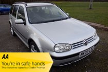 Volkswagen Golf 1.9 TDI 100 PS SE