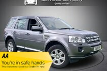 Land Rover Freelander SD4 GS