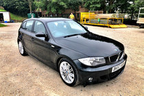 BMW 1 SERIES 116i M SPORT #FinanceAvailable
