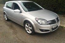 Vauxhall Astra SRi 1.8i 16v VVT
