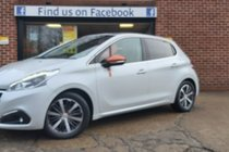 Peugeot 208 ROLAND GARROS *WE ARE OPEN FOR APPOINTMENTS & CLICK AND COLLECT PLEASE RING 01325 481160*