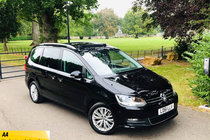 Volkswagen Sharan EXECUTIVE TDI DSG