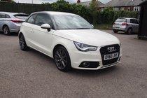 Audi A1 TDI SPORT £20 YEAR TAX ! BOSE ! XENONS ! SERVICE & 12 MONTHS MOT !