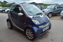 Smart ForTwo PASSION SOFTOUCH (61BHP)