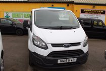 Ford Transit 290 LR P/V - As New Van at second hand prices