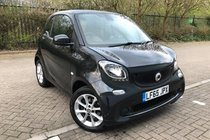Smart ForTwo 71 hp passion