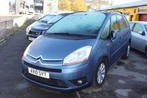 Citroen C4 Grand Picasso 1.6 HDI VTR 110HP - Superb Family Car with 7 Seats - Full Service History - Summer Sale NOW £500 Off Hurry won