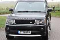 Land Rover Range Rover Sport TDV6 STORMER EDITION