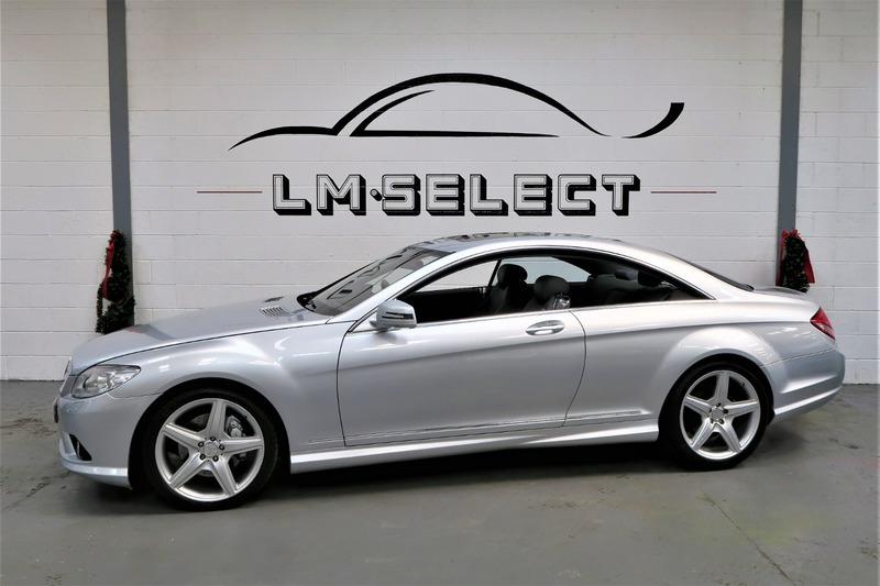 Mercedes CL