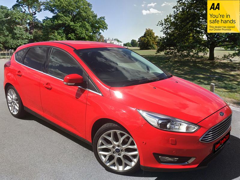 Ford Focus 1 5 16v Titanium X 5 door Manual  (Premium Ford SYNC2 DAB
