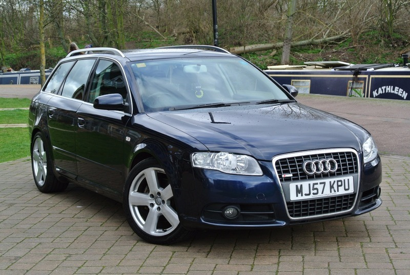 audi a4 avant 2 0 tdi s line avant 170ps fsh nearly new. Black Bedroom Furniture Sets. Home Design Ideas
