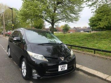 Toyota Estima 2.4 AERAS  2010 Imported in UK 2021
