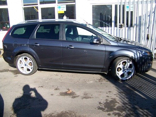 Ford Focus 1.8 TDCI 115 TITANIUM
