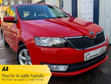 Skoda Rapid SPACEBACK SE TDI CR