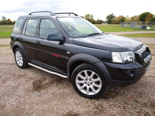 Land Rover Freelander FULL SERVICE HISTORY, TOW BAR