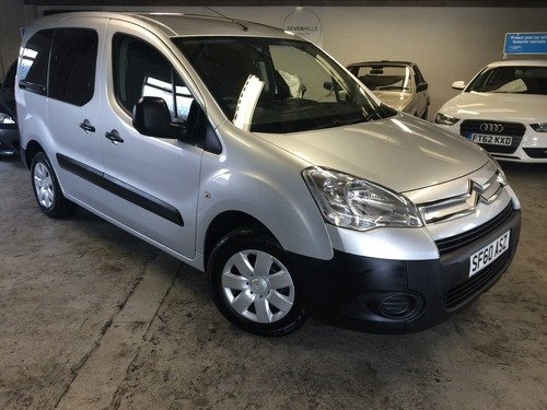 Citroen Berlingo 1.6 16V MULTISPACE VT 90HP