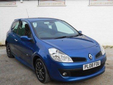 Renault Clio 1.2 TCe 16v Dynamique 3dr 1 YEARS MOT , GOOD CONITION