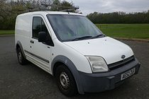 Ford Connect TDDI T200 SWB P/V