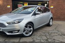 Ford Focus TITANIUM TDCI BUY NIL DEPOSIT & ONLY £48 A WEEK T&C APPLY