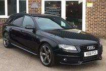 Audi A4 AVANT TDI S LINE BLACK EDITION