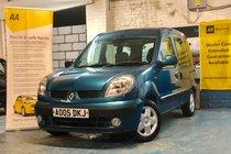 Renault Kangoo 1.6 16V Expression Auto