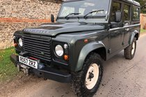 Land Rover Defender 2.4TD 110 COUNTY STATION WAGON