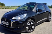 DS DS3 1.6 BLUEHDI ELEGANCE S/S OPEN ROOF