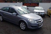 Vauxhall Astra 1.6I 16V VVT DESIGN