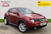 Nissan Juke TEKNA GREAT SPEC WITH VERY LOW MILES