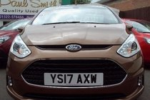 Ford B-Max 1.6 TITANIUM 6SP POWERSHIFT SAT NAV CITY PACK