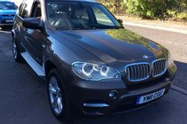 BMW X5 XDRIVE40d SE- FSH INCLUDING SERVICE LESS THAT 3000 MILES AGO BUY NO DEPOSIT FROM £67 A WEEK T&C APPLY