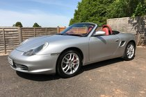 Porsche Boxster 3.2 986 S Convertible